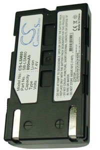 Samsung VP-D461B battery (800 mAh, Gray)