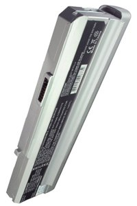 Lenovo 3000 N100 0768 battery (6600 mAh, Silver)