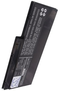 Lenovo IdeaPad U350 2963 battery (3000 mAh, Black)