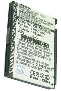LG LX600 battery (850 mAh)