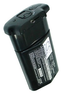 Nikon D300 battery (2200 mAh, Black)