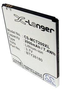 Mobistel Cynus T2 battery (2000 mAh, Black)