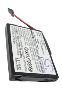 Mitac Mio C510 battery (1250 mAh)