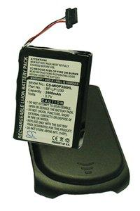 Navman N20 battery (2400 mAh, Black)