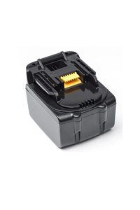 Makita BJV140Z battery (3000 mAh, Black)