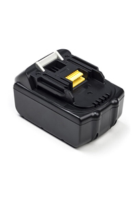 Makita DC18RA battery (3000 mAh, Black)