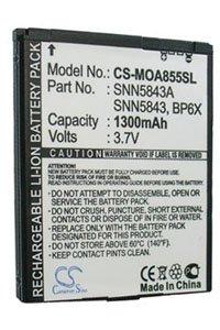 Motorola MotoSmart battery (1300 mAh)