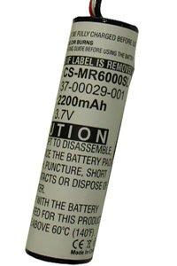 Magellan RoadMate 6000T battery (2200 mAh)