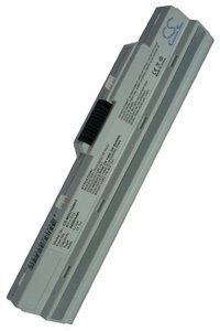 MSI Wind U100-053LA battery (4400 mAh, White)