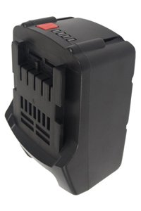 Metabo SB18 LTX battery (3000 mAh, Black)