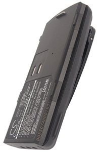 Motorola GP2000s battery (2500 mAh, Black)