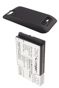 Motorola Defy XT battery (2800 mAh, Black)