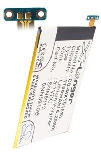 Motorola Droid RAZR XT912 battery (1700 mAh)