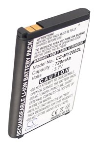 Sagem MY-302X battery (720 mAh)