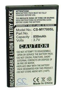 Sagem MY-700X battery (850 mAh)