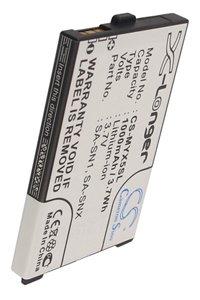 Sagem myX-1 battery (750 mAh)
