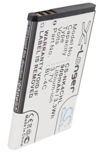 Nokia 6300i battery (900 mAh)