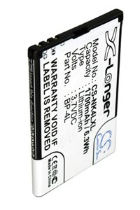 Nokia E63 battery (1700 mAh)
