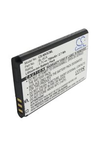 Nokia 6230i battery (750 mAh)