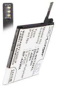 Nokia Lumia 720 battery (2000 mAh)