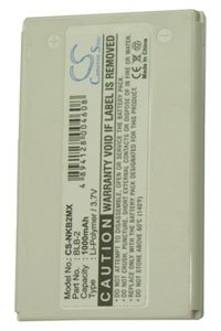Mustek DV4000 battery (1000 mAh)