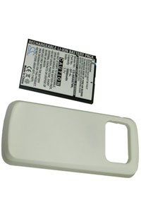 Nokia N97 battery (3000 mAh, White)
