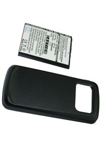Nokia N97 battery (3000 mAh, Black)