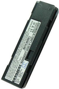 Toshiba PDR-M3 battery (1850 mAh, Black)
