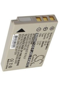 FujiFilm FinePix F450 Zoom battery (550 mAh, Dark Gray)