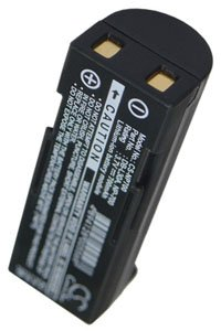 Pentax Optio Z10 battery (650 mAh, Black)
