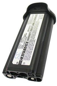 Canon EOS 1V battery (1200 mAh, Black)