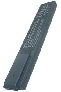 NEC Lavie N PC-LN500CD battery (4800 mAh, Black)