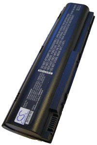 HP Pavilion ze2242EA-EF132EA battery (8800 mAh, Black)