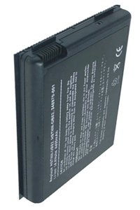HP Pavilion zd7257EA-PH987EA battery (4400 mAh, Dark Gray)