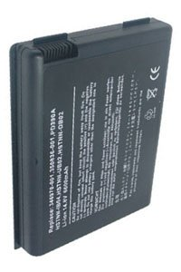HP Pavilion zd7257EA-PH987EA battery (6600 mAh, Dark Gray)