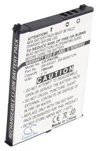Panasonic VS6AWCK battery (750 mAh)