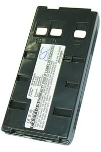 JVC GR-AX720 battery (2100 mAh, Dark Gray)