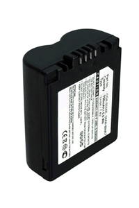 Panasonic Lumix DMC-FZ8BB battery (750 mAh, Dark Gray)
