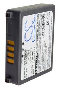 Panasonic SDR-S150EB-S battery (760 mAh, Black)