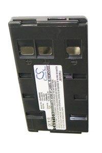 Panasonic NV-G101A battery (1200 mAh, Dark Gray)