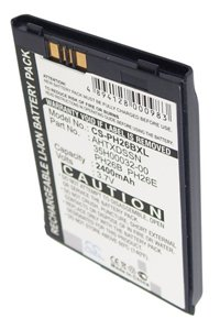 I-mate PDA2K battery (2400 mAh, Black)