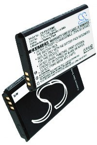 Toshiba Camileo Air 10 battery (1200 mAh, Black)