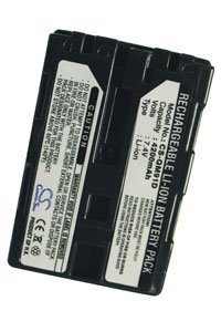 Sony DCR-TRV340 battery (4200 mAh, Dark Gray)