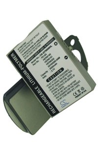 O2 XDA Trion battery (3000 mAh, Metallic Gray)