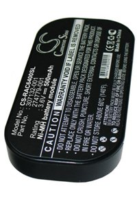 HP 368328-B21 battery (500 mAh)