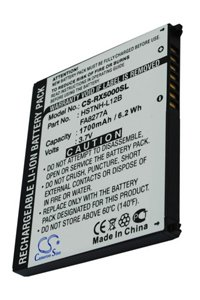 HP / Compaq iPAQ rx5935 battery (1700 mAh)