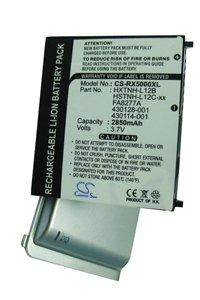 HP / Compaq iPAQ rx5720 battery (2850 mAh, Silver)