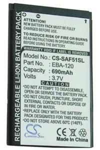 Siemens AF51 battery (690 mAh)