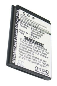 Samsung L201 battery (800 mAh, Black)