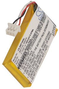 Sennheiser DW Pro 1 battery (180 mAh, Black)